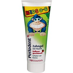 Perlodent -  Zahngel für Kinder