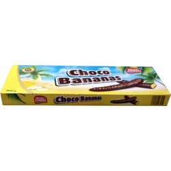 Mister CHOC Choco Bananas - 20029845 | CODECHECK.INFO