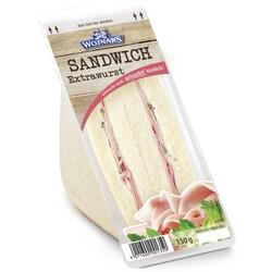 Wojnar's Extrawurst Sandwich