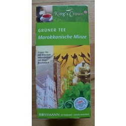 King´s Crown Grüner Tee