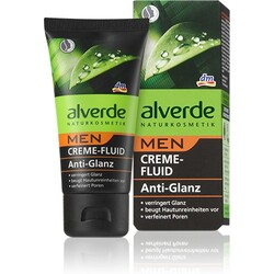Alverde Men Creme-Fluid
