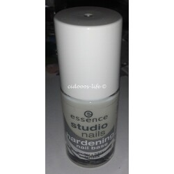 Studio Nails Hardening Nail Base