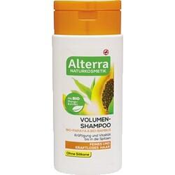 Alterra Volumen Shampoo Bio-Papaya & Bio-Bambus