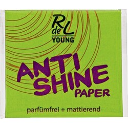Rival de Loop Young - Anti Shine Paper