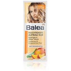 Balea - Feuchtigkeits Aufbau Kur Mango + Aloe Vera