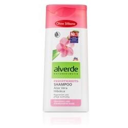 Alverde - Feuchtigkeits-Shampoo Aloe Vera Hibiskus