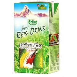 Soyana Vollreis Plus Calcium Swiss Reis-Drink Bio