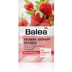 Erdbeer-Joghurt Maske