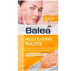 Balea Gesichtsmaske Milch & Honig