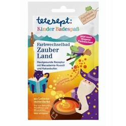"tetesept - Kinder-Badespaß ""Farbwechselbad Zauberland"""