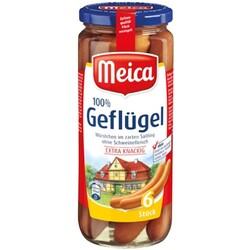 Meica Geflügel Würstchen