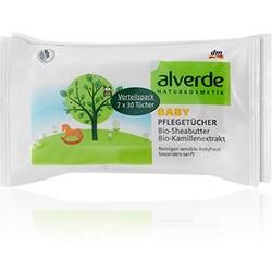 Alverde - Baby-Pflegetücher