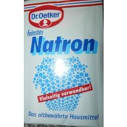 Dr. Oetker - Natron Speisesoda