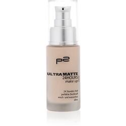 p2 Ultra matte 24 hours make up