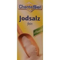 ChanteSel Jodsalz fein +Fluorid