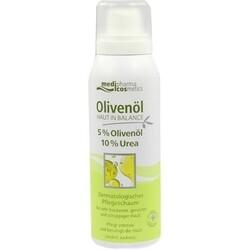 Medipharma cosmetics Pflegeschaum Olivenöl (5% Olivenöl - 10% Urea)