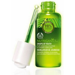 Body Shop Products The Body Shop Nutriganics Drops of Youth (Serum  30ml)
