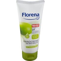 Florena - Handcreme mit Bio-Olivenöl
