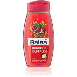 Balea Dusche & Ölperlen mit Granatapfel-Duft