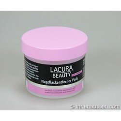 lacura beauty nagellack entferner Pads