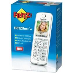 AVM DECT-Telefon »FRITZ!Fon C4«, Weiß