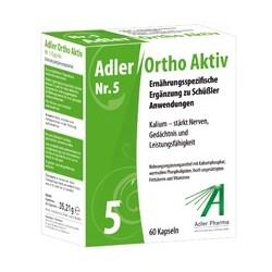 ADLER  - Ortho Aktiv Kapseln Nr.5