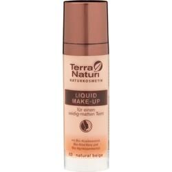 Terra Naturi Liquid Make-Up 03 natural beige