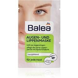 Balea Augen- und Lippenmaske