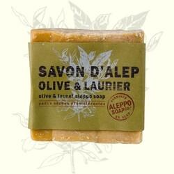 SAVON D'ALEP Olive & Laurier