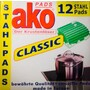 Ako Stahlpads Classic, 12 St