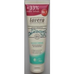Lavera Basis Sensitiv Handcreme + 33%, 100 ml