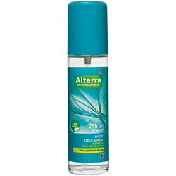 Alterra Sports Deo-Spray Koffein & Lemongras