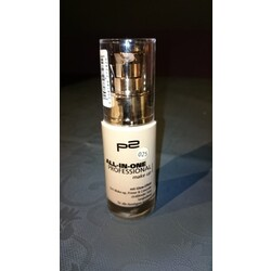 P2 ALL-IN-ONE PROFESSIONAL MAKE UP