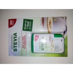 Süßstofftabletten Stevia