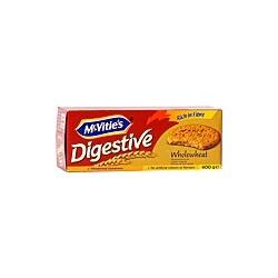 McVities Whole Wheat Digestive 400g