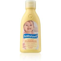 babylove reichhaltige Pflegemilch