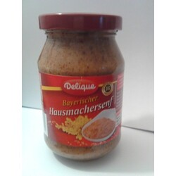 Delique - Bayerischer Hausmachersenf