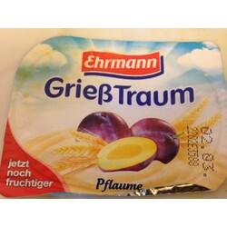 Ehrmann - Grieß-Traum Pflaume