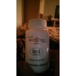 BioTech Vitamin D3-5