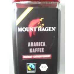 Mount Hagen Arabica Kaffee entkoffeiniert