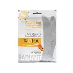 Iroha Foot Socks Intensive Treatment (Peach Aromatherapy)