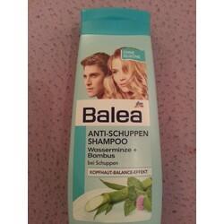 Balea Anti-Schuppen Shampoo Wasserminze+Bambus
