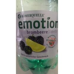Römerqulle Emotion Brombeere/Limette