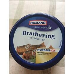 Homann - Brathering mit Meersalz