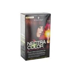 Schwarzkopf Nectra Color Pflege-Farbe 468 schokobraun