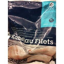 Wild Ocean Kabeljau Filets