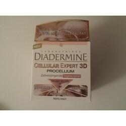 Diadermine Expert 3D Procellium Tagescreme Gesichtscreme 50.0 ml