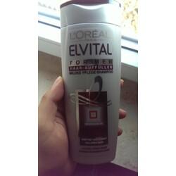 L´ORÉAL PARIS ELVITAL Shampoo »For Men Haar-Auffüller Pflege-Shampoo 250 ml« 2er-Pack