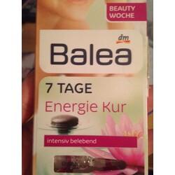 Balea 7 Tage Energie Kur