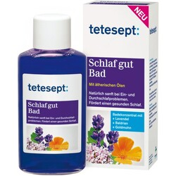 Tetesept - Schlaf Gut Bad